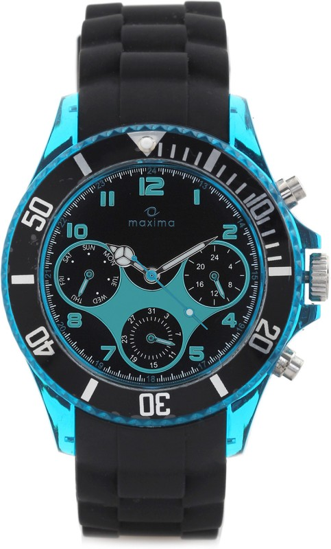 Maxima 31330PPGN Hybrid Men's Watch image