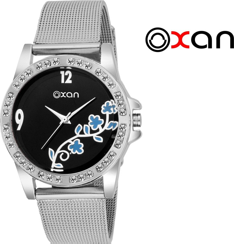 Oxan AS2505SM01 New Style Analog Watch - For Women
