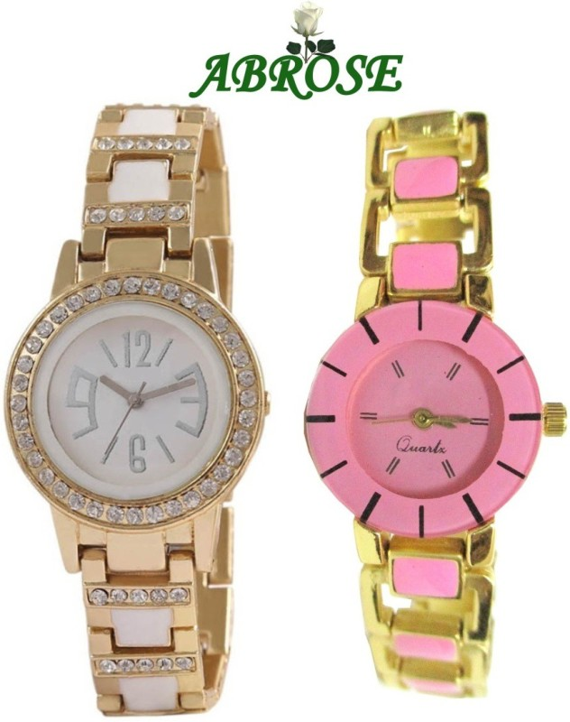 Abrose ABA748 Analog Watch - For Women