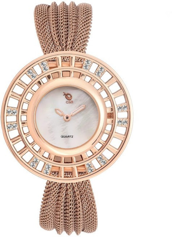 Chappin & Nellson New-CNL-77-Rose-Mop 1 Special collection for Women Analog Watch - For Women