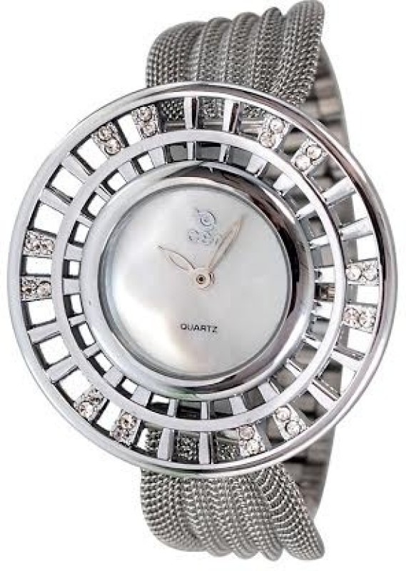 Chappin & Nellson CN-L-77-MOP-1 Analog Watch - For Women