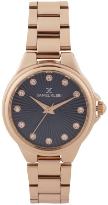 Daniel Klein DK11184-6 Analog Watch - For Women