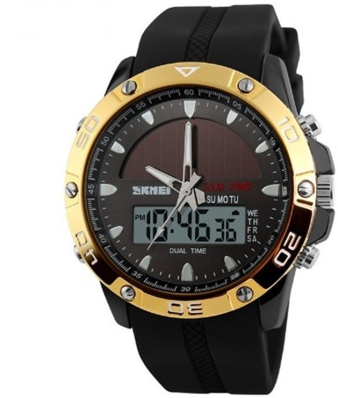 Skmei Solar 1064 Men's Watch image.