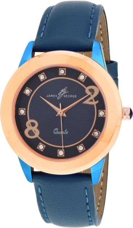 James George ROT012 Analog Watch - For Women