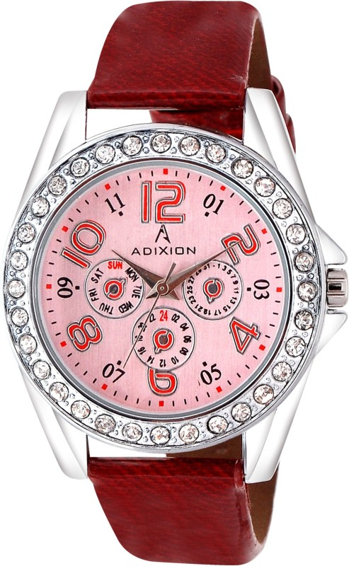 ADIXION AD9402SL68 New Generation Analog Watch - For Women