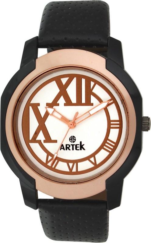 Artek -4010-BLACK-COPPER Analog Watch - For Men