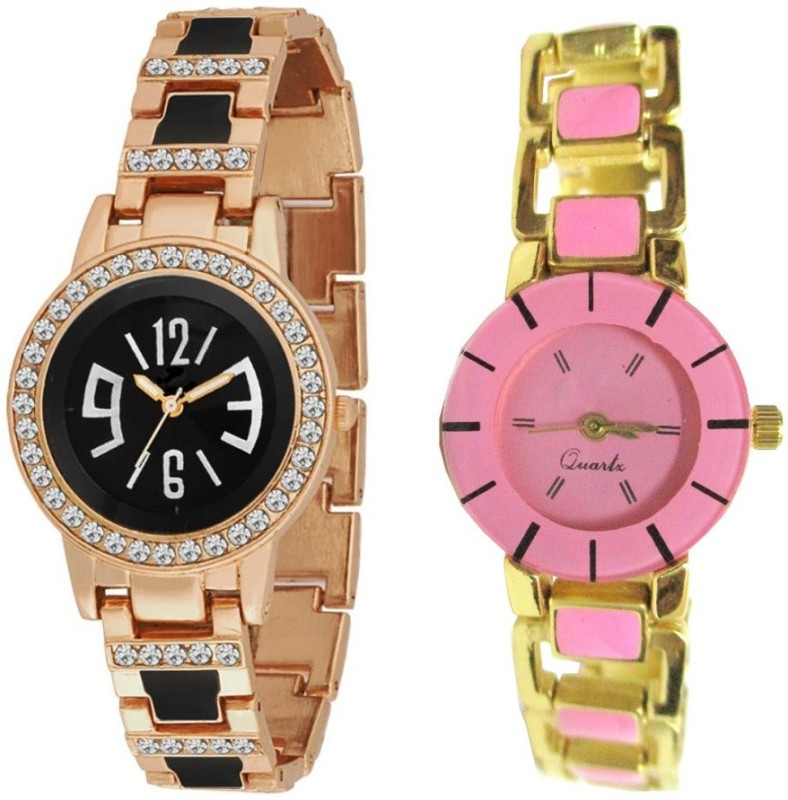 Abrose ABA727 Analog Watch - For Women