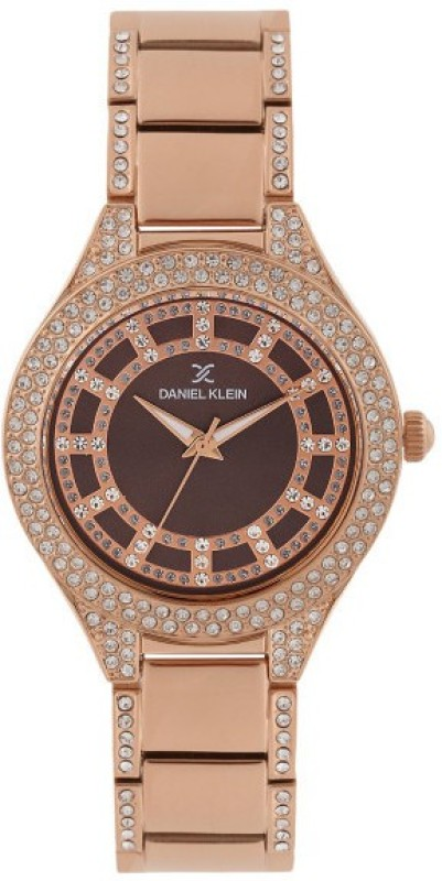 Daniel Klein DK11180-4 Analog Watch - For Women