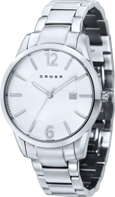 Cross CR8002-22 Gotham Analog Watch - For Men