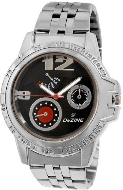 Dezine DZ-GR120-BLK-CH Men's Watch image