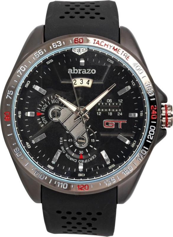 Abrazo GT-BLT-BL Analog Watch - For Men
