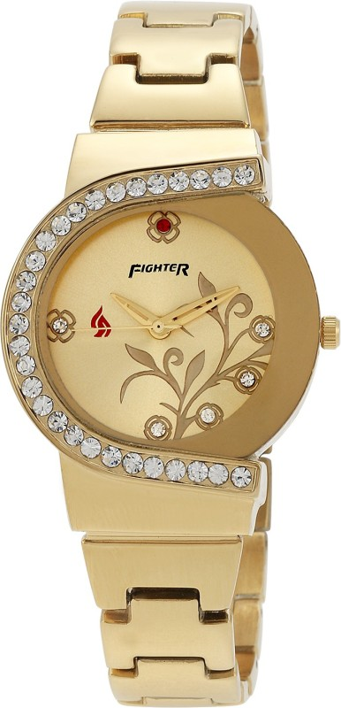 Fighter FIS1230225 Analog Watch - For Women
