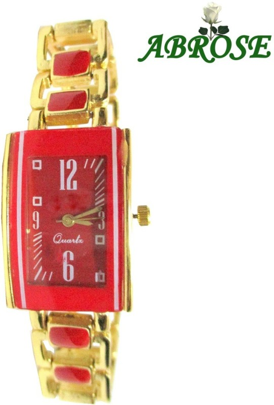 Abrose ABA706 Analog Watch - For Women