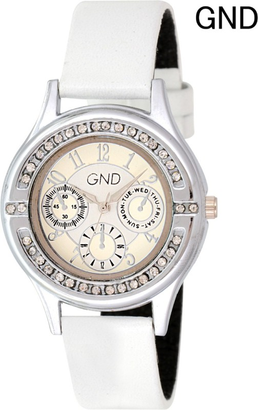GND GD-043 Analog Watch - For Girls