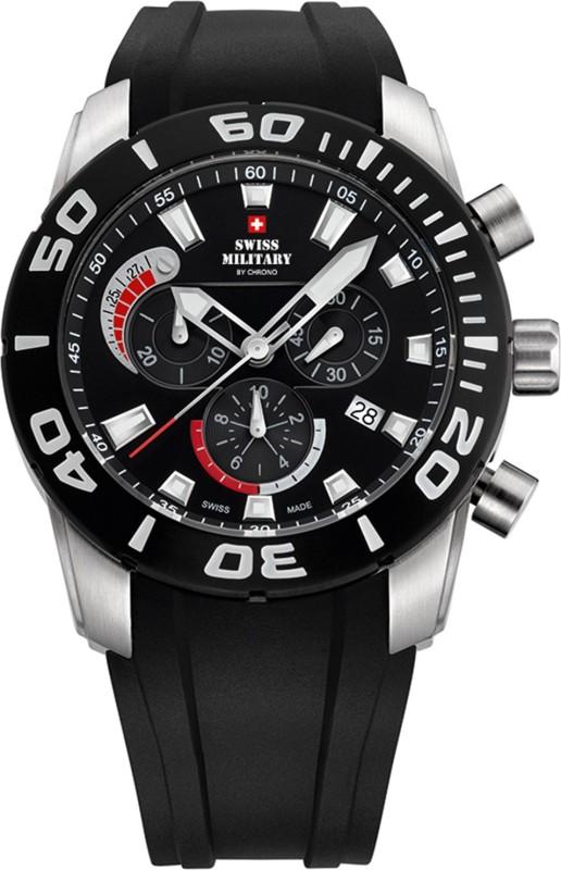 Swiss Military SM34031.01 Men's Watch image.