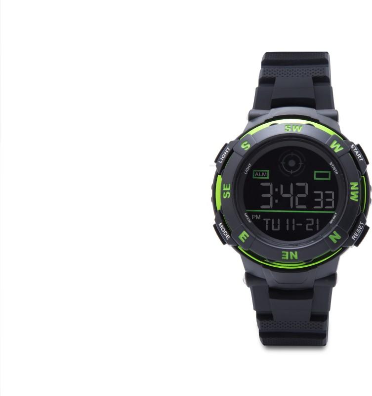 Infantry IN00071-GR Digital Watch - For Men & Women