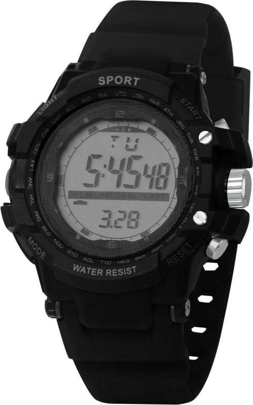 Zeit ZE0077 Digital Watch - For Men
