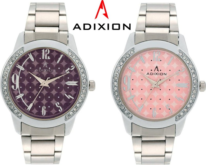 ADIXION 9406SM0607 Analog Watch - For Women