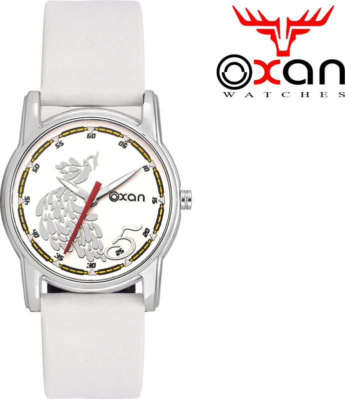 Oxan AS2507SL02A Analog Watch - For Women
