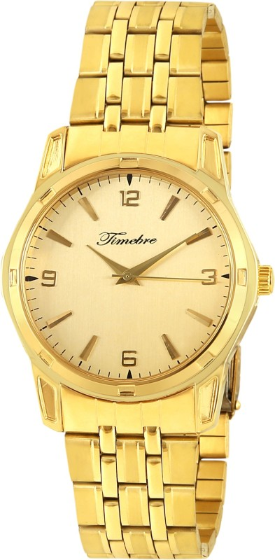 Timebre GXGLD353 Original Gold Plated Men's Watch image