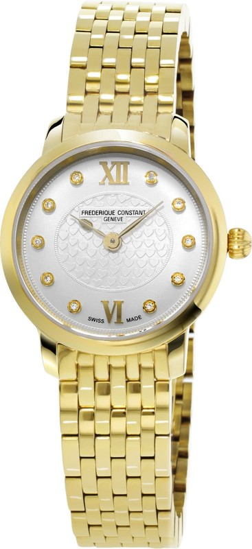 Frederique Constant FC-200WHDS5B Analog Watch - For Women