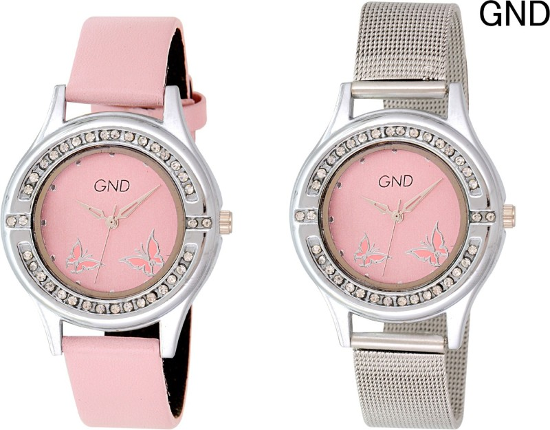 GND GD-055 Expedetion Analog Watch - For Girls