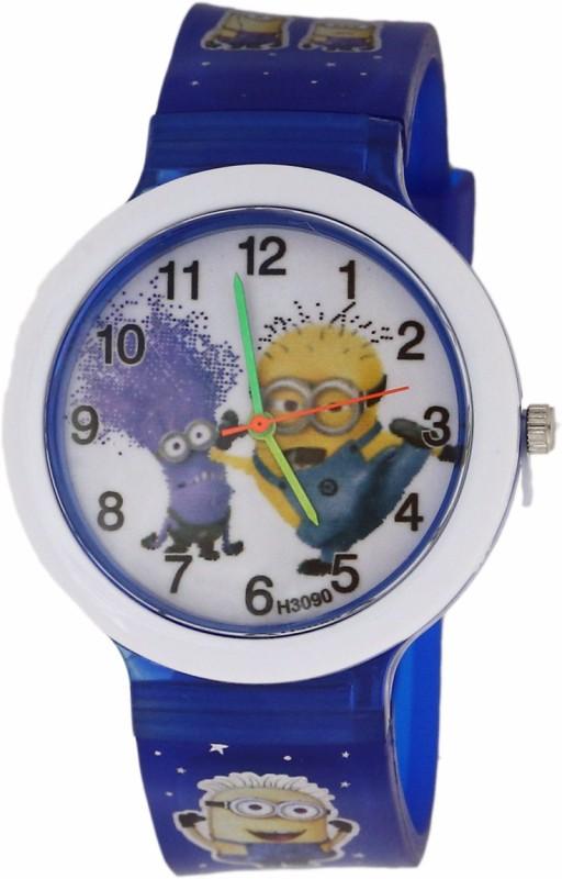 Declasse MINION K-8765 MINION Analog Watch - For Boys & Girls