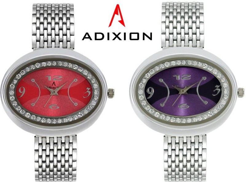 ADIXION 9420SM0708 Analog Watch - For Women