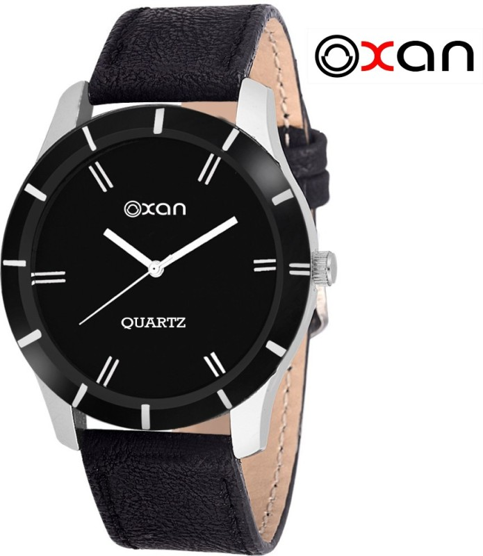 Oxan AS1501SL01 Analog Watch - For Men