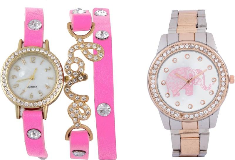 Declasse FYTGYH59858 Analog Watch - For Girls