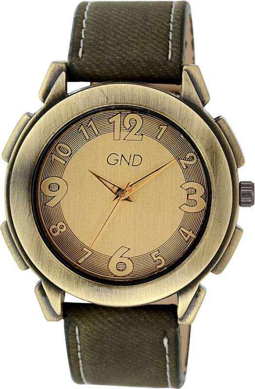 GND GD-079 Expedetion Analog Watch - For Men