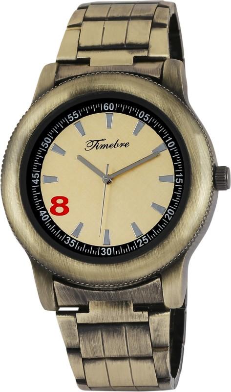 Timebre GXCPR406 Gun Metal Men's Watch image
