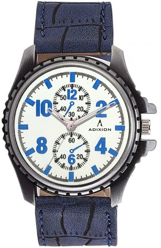 ADIXION 133SL24 New Genuine Leather Youth Men's Watches Men's Watch image.