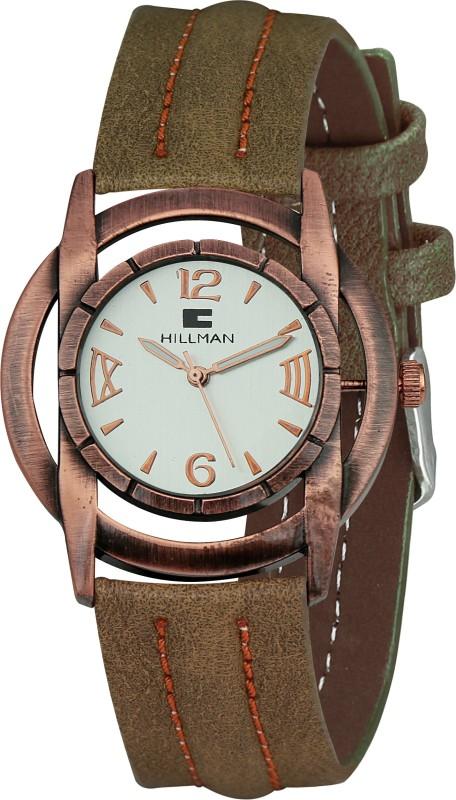 Hillman HM1040KL02 Analog Watch - For Men & Women