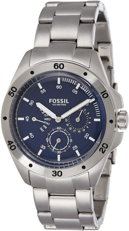 Fossil CH3034 Analog Watch - For Men