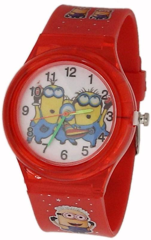 Declasse MINION K-0098 MINION Analog Watch - For Boys & Girls