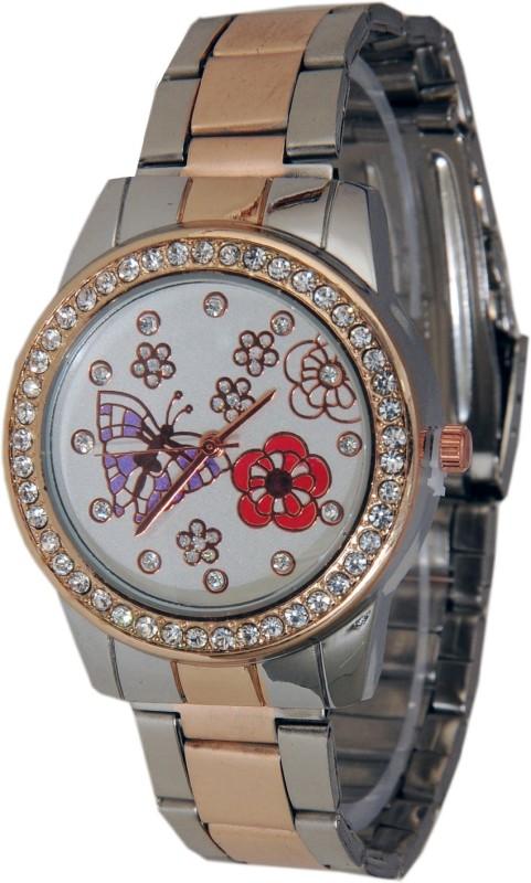 Declasse GARDEN WHITE Analog Watch - For Women