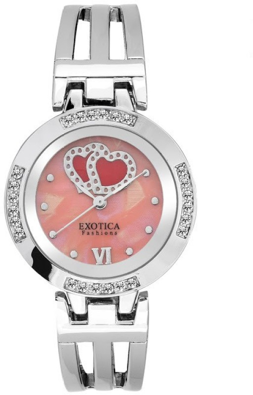 Exotica Fashion New-EFL-55-Pink-PNP Special collection for Women Women's Watch image.