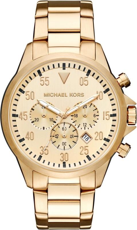 Michael Kors MK8491 Gage Analog Watch - For Men