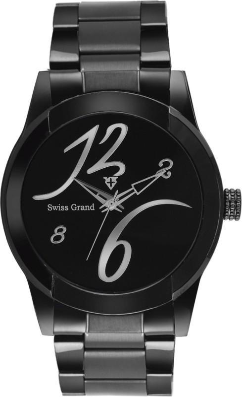 Swiss Grand S_SG-0213_Black Men's Watch image.