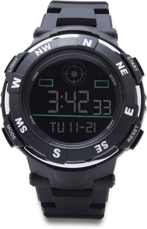 Infantry IN0071-BLK Digital Watch - For Men & Women