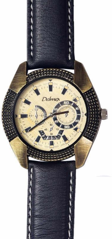 Delmex DX35 Analog Watch - For Men