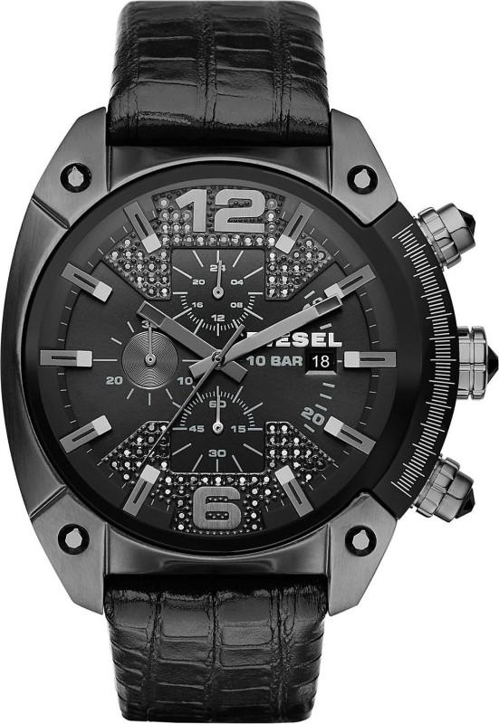 Diesel DZ4372 Overflow Analog Watch - For Men