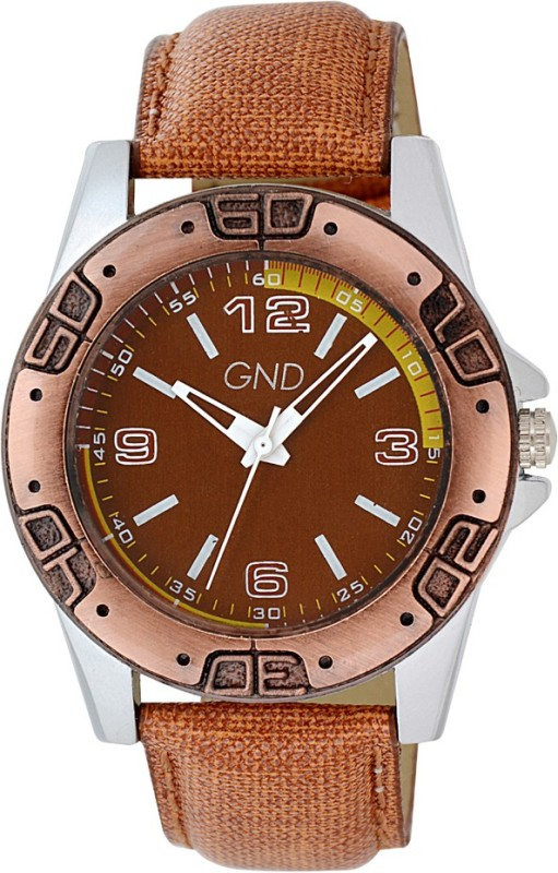 GND GD-086 Expedetion Analog Watch - For Men