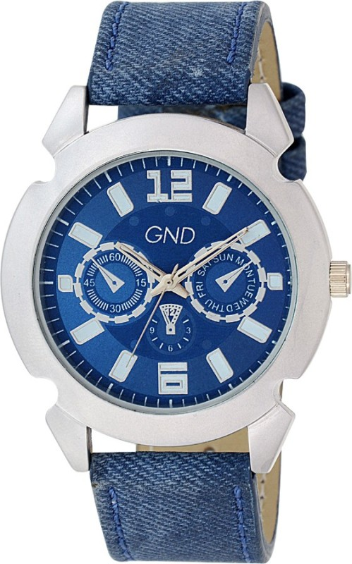 GND GD-078 Expedetion Analog Watch - For Men