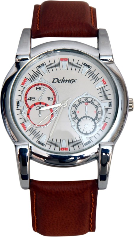 Delmex DX5 Analog Watch - For Men