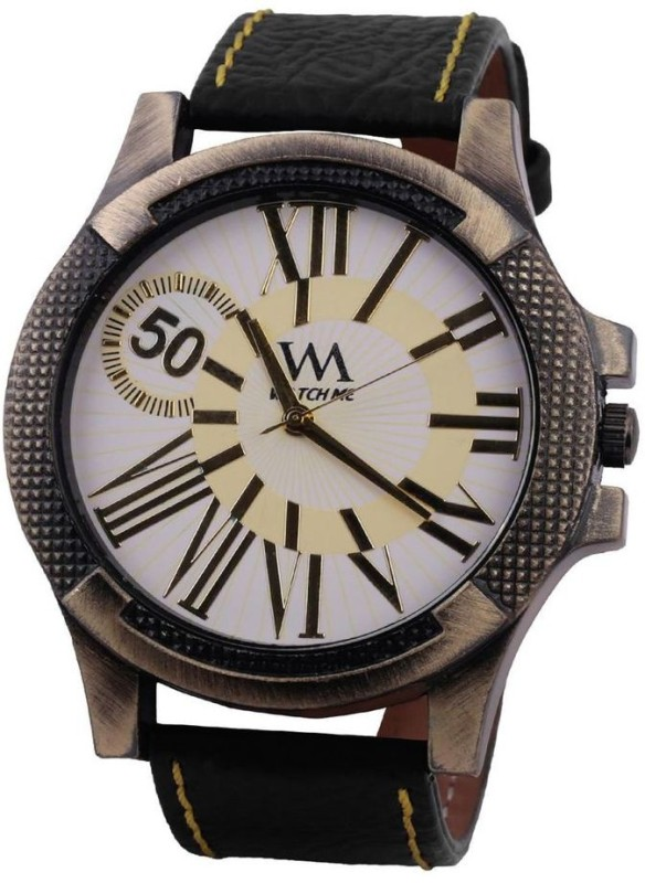 Watch Me WMAL-066-Whitev Men's Watch image