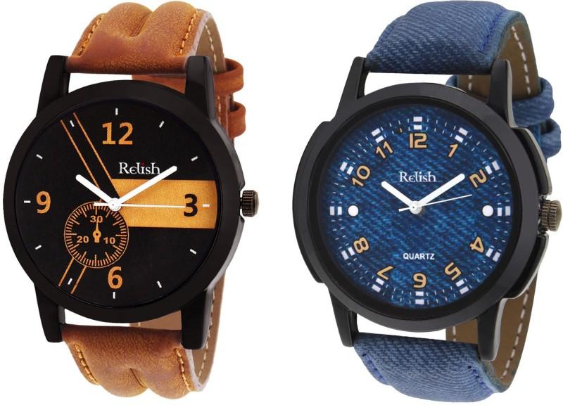 Relish De-1060C Men's Watch image