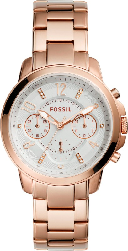 Fossil ES4035 Analog Watch - For Women