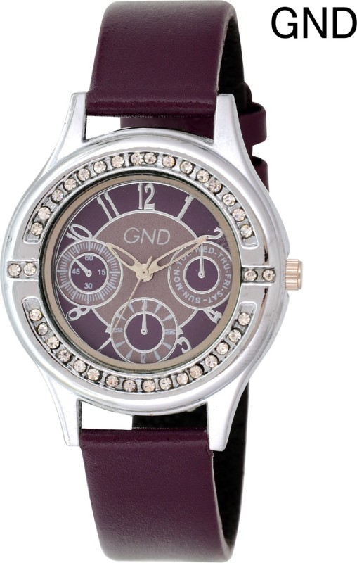 GND GND-006 Expedetion Analog Watch - For Women